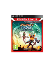 PS3 Essentials Ratchet & Clank: A Crack In Time konsolipeli