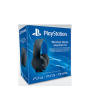 PlayStation 4 Wireless Stereo Headset 2.0 kuulokemikrofoni