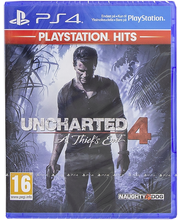 PlayStation 4 Uncharted 4: A Thief's End