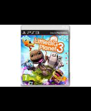 PS3 LittleBigPlanet 3