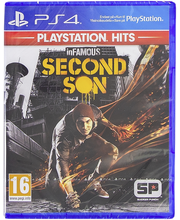 PlayStation 4 Infamous: Second Son