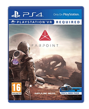 PS4 VR FARPOINT - Ps4 ...