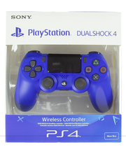 PS4 DUAL SHOCK WAVE BL...