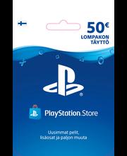 PSN Card 50 EUR