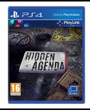 PS4 HIDDEN AGENDA - Ps...