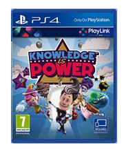 PS4 KNOWLEDGE IS POWER...