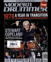 Modern Drummer, USA musiikkilehdet