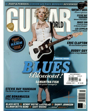 Guitar World, USA