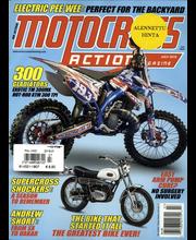 Motocross Action, moottorilehdet