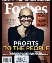 Forbes, USA Uutis-, talous- ja tiedelehti