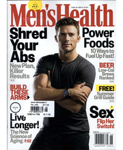 Men's Health (Eng/USA) Urheilu