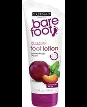Freeman 150ml BareFoot Softening Foot Lotion Peppermint & Plum jalkavoide