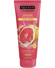 Freeman Feeling Beautiful Facial Exfoliating Scrub Pink Grapefruit -kuorinta-aine kasvoille