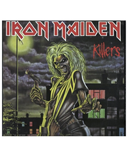 Iron Maiden:killers