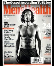 Men's Health trendilehdet