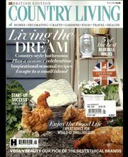 Country Living (Eng/UK) aikakauslehti