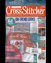 Cross Stitcher 1 kpl, Käsityö ja askartelu