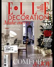 Elle Decoration (Eng/UK), aikakauslehti