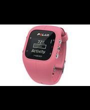 Polar A300 fitnessmittari, pinkki