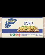 Wasa 450g Sport+ näkkileipä täysjyväruista sisältävä leipomotuote