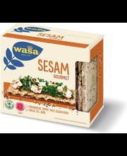 Wasa 220g Sesam Gourmet näkkileipä