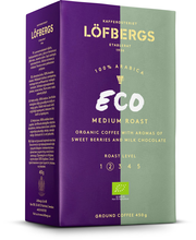 Löfbergs Eco Medium Roast 450 g kaffe
