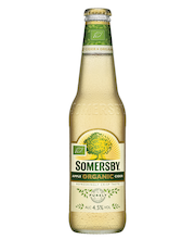 Somersby Organic 33cl lasipullo siideri