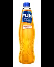 FUN Light 0,5l appelsiininmakuinen juomatiiviste