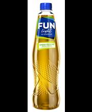 FUN Light 0,5l omenan ja päärynän makuinen juomatiiviste