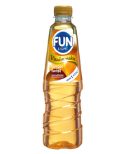 FUN Light 0,5l ginger twist inkiväärinmakuinen juomatiiviste