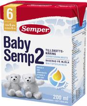 BabySemp2 200ml vieroi...