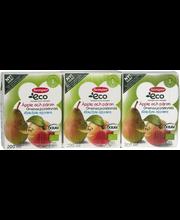 Semper ECO 3 x 200ml Omenaa ja päärynää luomu alkaen 1v hedelmämehu
