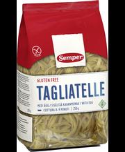 Semper 250g Tagliatelle gluteeniton pasta