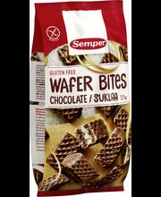 Semper 125g Wafer bites suklaavohvelipalat gluteeniton