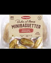 Semper 6x50g Minipatongit gluteeniton leipä