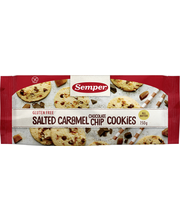 Semper 150g Cookie Suolakaramelli gluteeniton