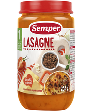 Semper 235g Lasagne alkaen 1v ateria