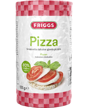 Friggs 125g pizza riis...