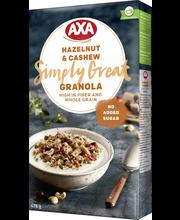 AXA 475g Granola Hazel...