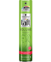 Taft 250ml Volume hius...