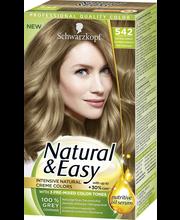 Schwarzkopf Natural & Easy 542 Opaali Tuhkanvaalea hiusväri