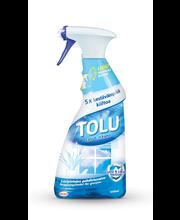 Tolu 500ml Lasi&Ikkuna puhdistusaine spray Lasille-ja ikkunalle