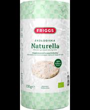 Friggs 130g suolaton luomu riisikakku