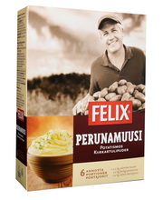 Felix 220g perunamuusi 6 annosta