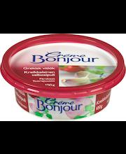 Crème Bonjour 100g Kreikkalainen Valkosipuli Tuorejuusto