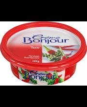 Crème Bonjour 100g Taco tuorejuusto