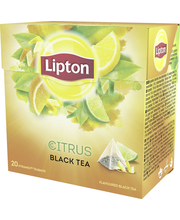 Lipton 20ps Citrus pyr...