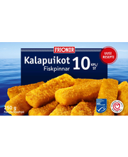 Findus 250g Frionor 10...