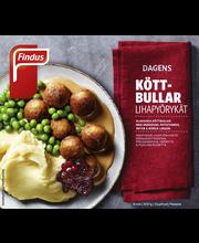 Findus 400g Dagens lihapyörykät