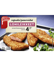 Findus 320g Rap Paner ...